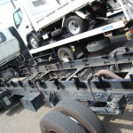 トラックから特殊車輌の架装修理も承ています。
